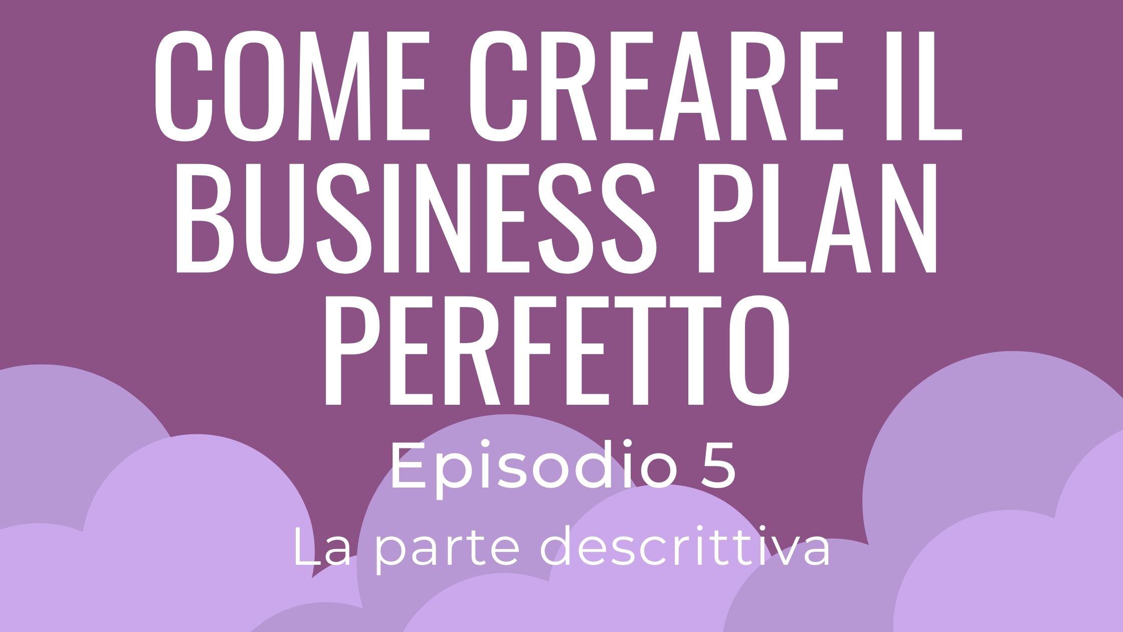 business plan 5