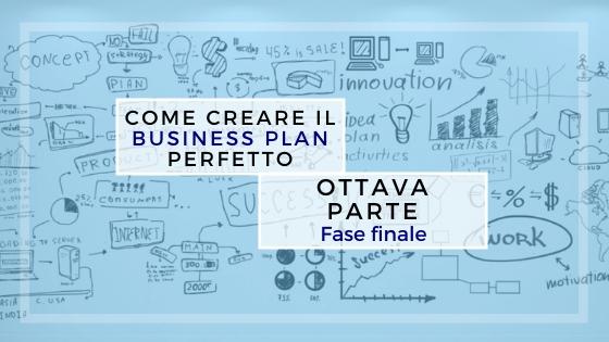 Come creare il business plan perfetto – Finale